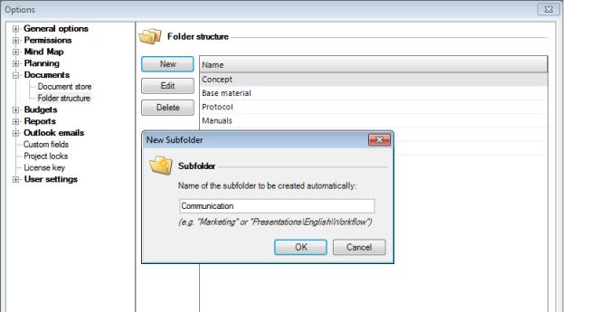 Consistent File Structure