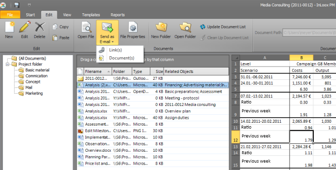 Time-saving Document Management